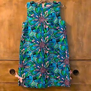 NWOT Lilly Pulitzer dress rehearsal shift dress